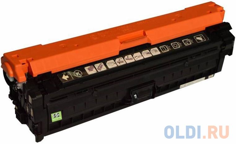 Картридж Cactus CS-CE740AV для HP LJ CP5220/CP5221/CP5223/CP5225 черный 7000стр картридж cactus cs tk5140k черный black 7000стр