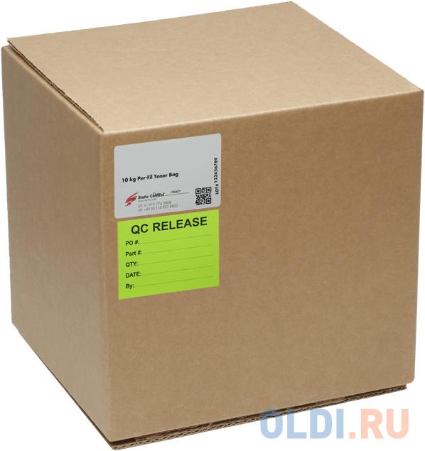 Тонер Static Control KYTK1125UNV10KG черный флакон 10000гр. для принтера Kyocera FS1020MFP/FS1025MFP тонер static control trh1505os3 10kg черный флакон 10000гр для принтера hp ljp1505 m1120 m1522n
