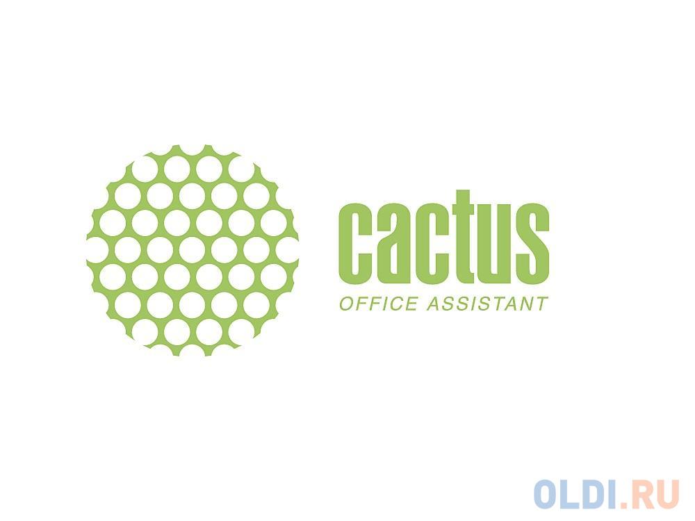 Картридж Cactus CS-PH6110Y CS-PH6110Y 1000стр Желтый картридж cactus cs tk5205y желтый