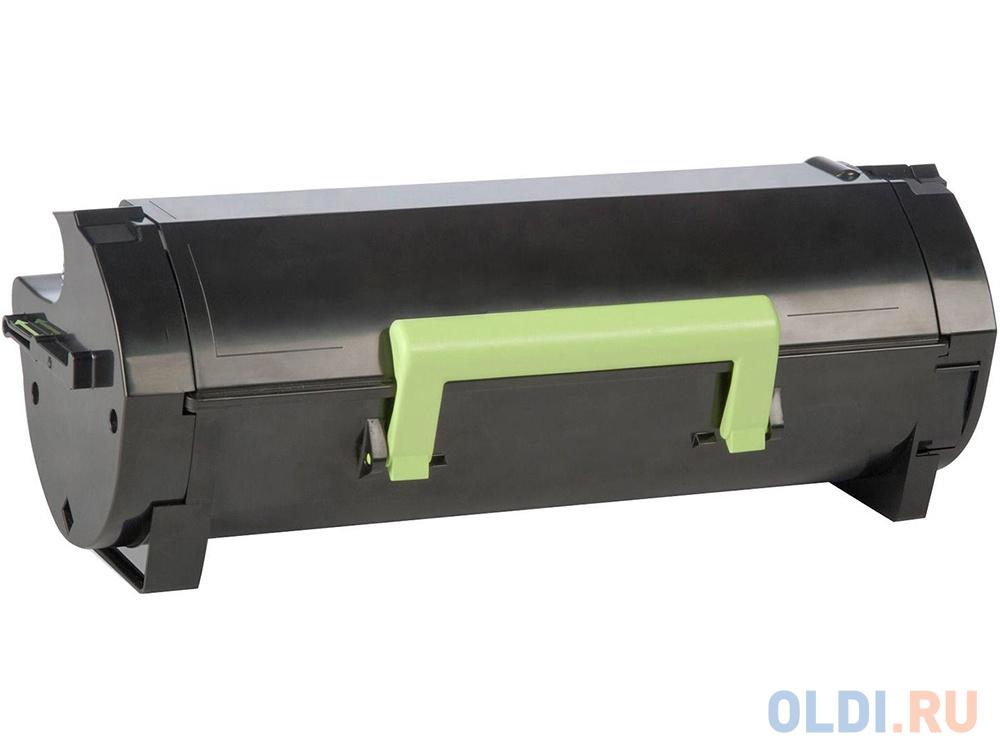 Картридж Lexmark 50F5H0E для MS310/MS410/MS510/MS610 черный