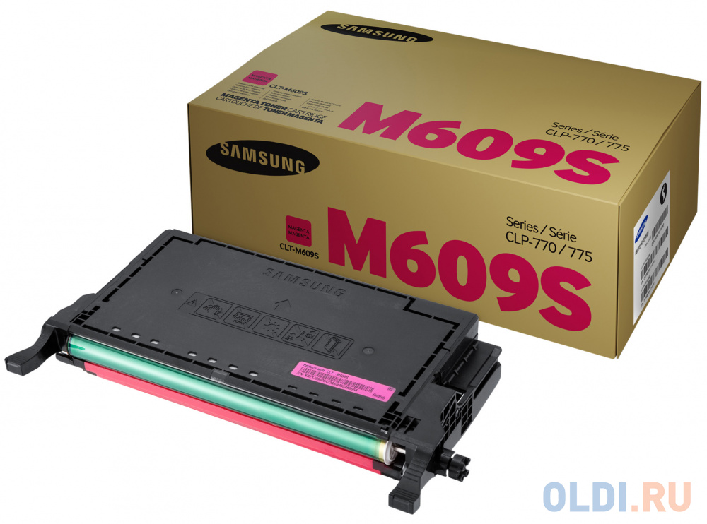 Картридж Samsung SU352A CLT-M609S для CLP-770ND пурпурный фото