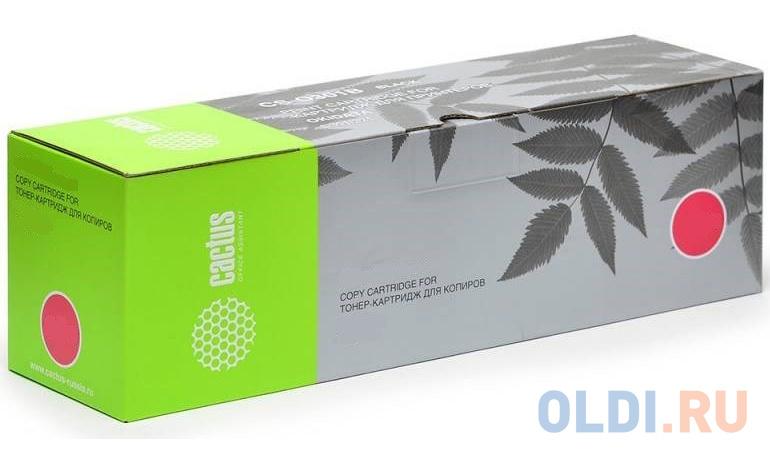 Картридж Cactus CS-O432X 45807120 для Oki B432/MB492 черный 7000стр картридж cactus cs tk5140k черный black 7000стр