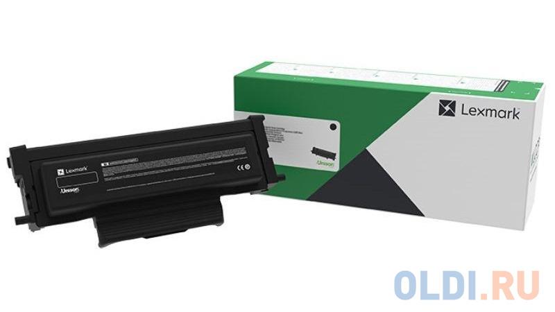 Картридж Lexmark Картридж с черным тонером сверхвысокой емкости 6000 стр. для B2236dw, MB2236adw (в рамках программы возврата картриджей)