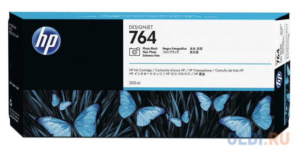 Фото - Картридж HP C1Q17A для DesignJet T3500 фото черный 300мл hp 764 designjet photo black 300 мл c1q17a