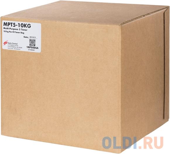 Тонер Static Control MPT5-10KG черный флакон 10000гр. для принтера HP LJ1200/4100/5000 тонер static control trh1505os3 10kg черный флакон 10000гр для принтера hp ljp1505 m1120 m1522n