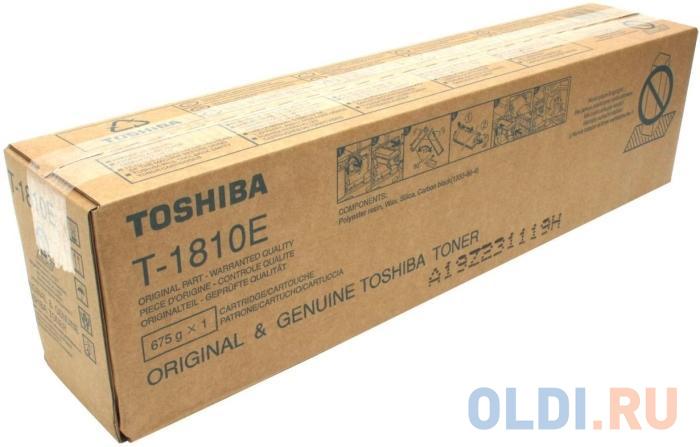 Картридж T2 TC-T1810 для Toshiba e-STUDIO 181/182/211/212/242 черный 24500стр