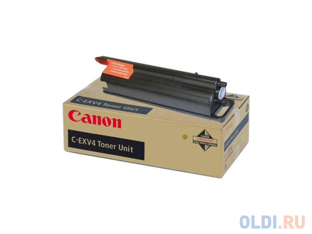 Тонер-Картридж Canon C-EXV4 6748A002 для iR8500/7200/105/105+ черный 36600стр.