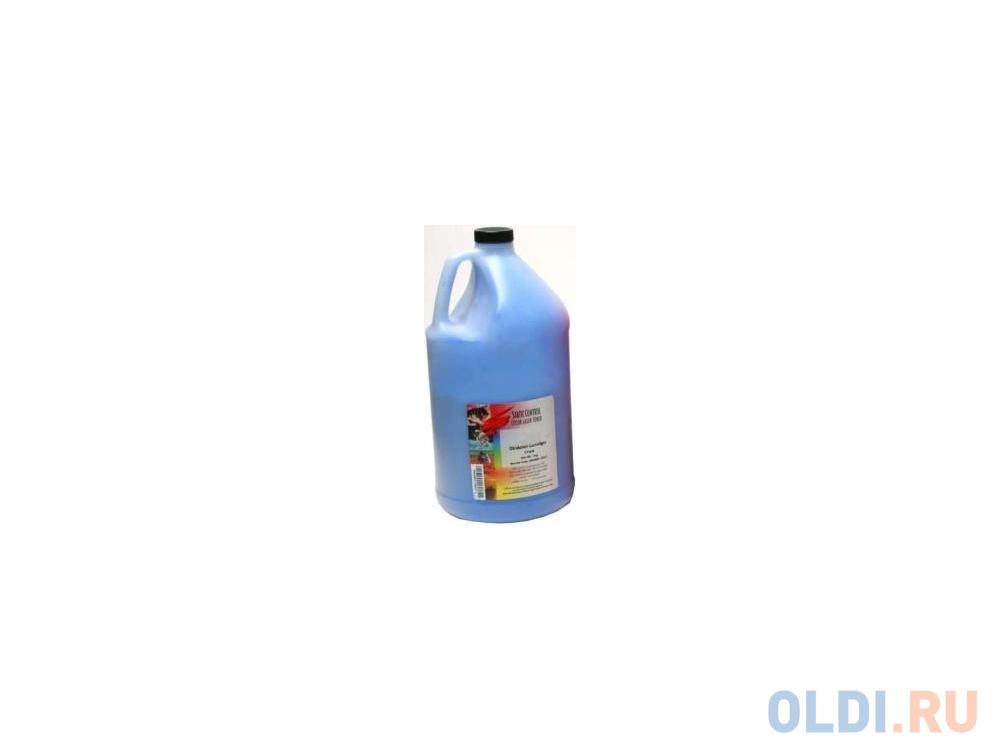 Тонер Static Control OKIUNIV2-1KG-C для Oki C610/C810/C830 голубой 1000гр