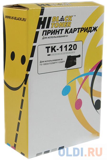 Картридж Hi-Black TK-1120 TK-1120 TK-1120 TK-1120 TK-1120 TK-1120 TK-1120 3000стр Черный