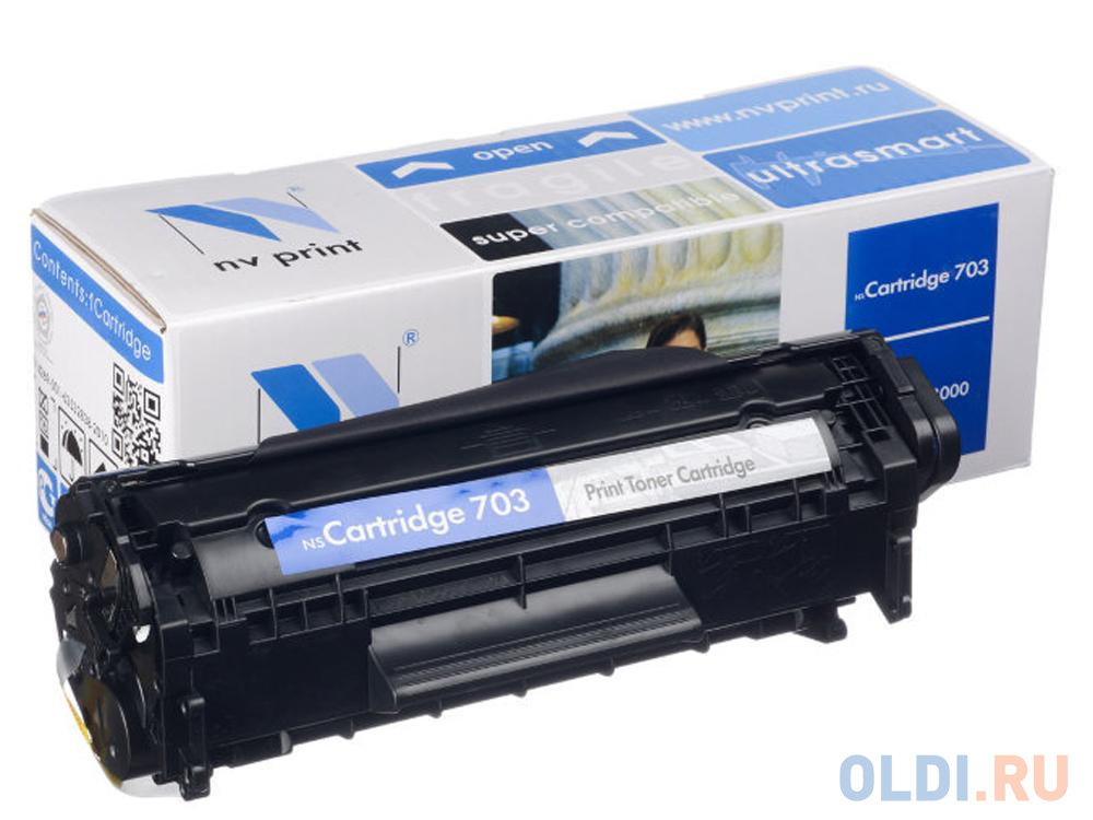 Картридж NV-Print Cartridge 703 Cartridge 703 2000стр Черный