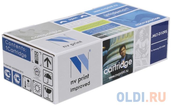 Картридж NV-Print MLT-D109S MLT-D109S MLT-D109S MLT-D109S MLT-D109S 2500стр Черный NV-MLTD109S