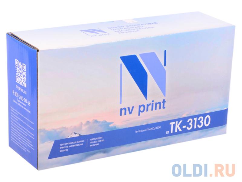 Картридж NV-Print TK-3130 TK-3130 TK-3130 TK-3130 TK-3130 25000стр Черный