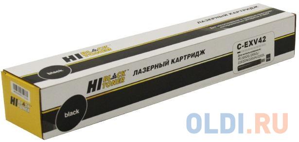 Картридж Hi-Black C-EXV42 9000стр Черный