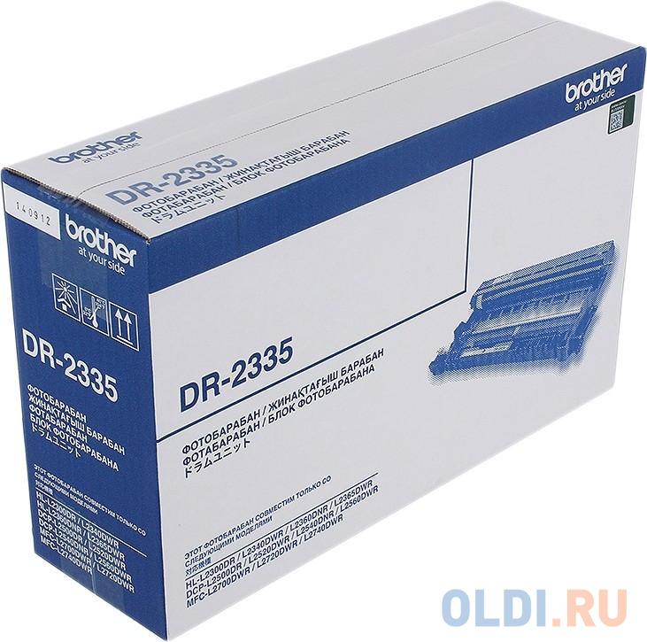 Драм-картридж EasyPrint DB-2335 для Brother HL-L2300DR HL-L2340DWR HL-L2360DNR HL-L2365DWR DCP-L2500DR DCP-L2520DWR DCP-L2540DNR DCP-L2560DWR MFC-L2700WR MFC-L2720DWR MFC-L2740DWR 12000стр драм картридж easyprint db 3400 для brother hl l5000 5200 dcp l5500 mfc l5700 6800 50000 стр dr 3400