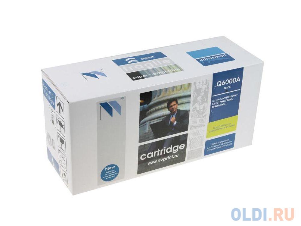 Фото - Картридж NV-Print Q6000A Q6000A Q6000A Q6000A Q6000A 2500стр Черный картридж nv print cs tk160 2500стр черный