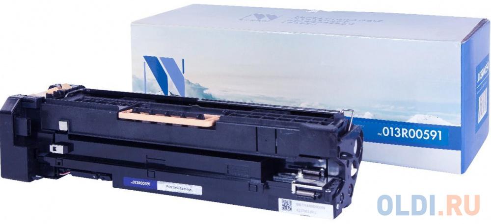 Барабан NVP совместимый NV-013R00591 для Xerox WC 5325/5330/5335 (90000k) тефлоновый вал cet cet4305 для xerox wc pro 123 128 133 wc 5325 5330 5335