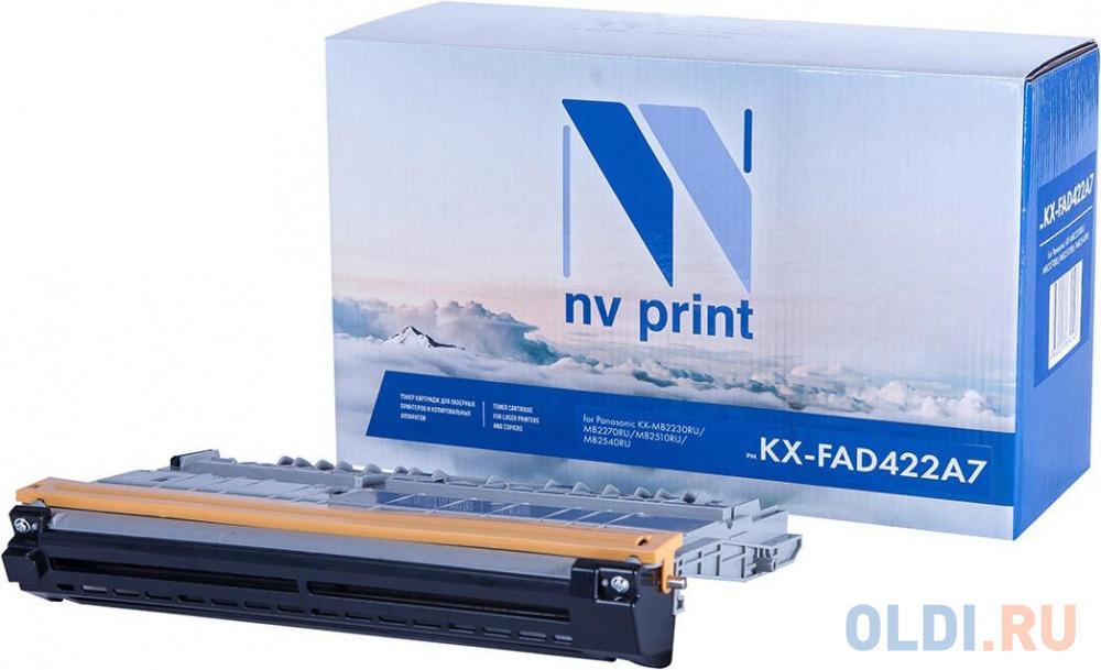 Барабан NVP совместимый NV-KX-FAD422A7 для Panasonic KX-MB2230RU/ MB2270RU/ MB2510RU/ MB2540RU/ MB2571RU (18000k)