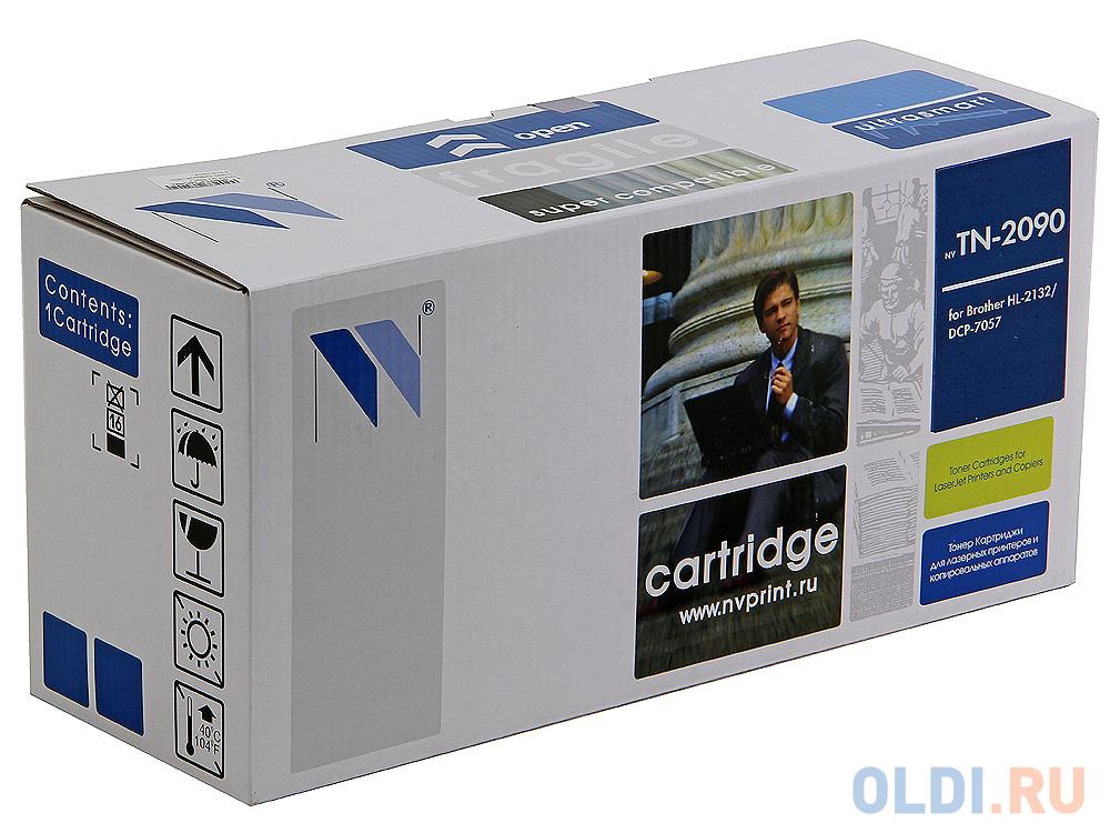 Картридж NV-Print TN-2090 TN-2090 TN-2090 TN-2090 TN-2090 1000стр Черный