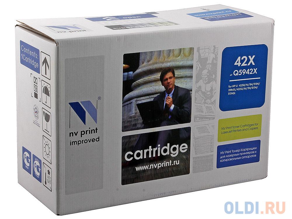 Картридж NV-Print Q5942X Q5942X Q5942X Q5942X 20000стр Черный NV-Q5942X/Q5945X/Q1338X