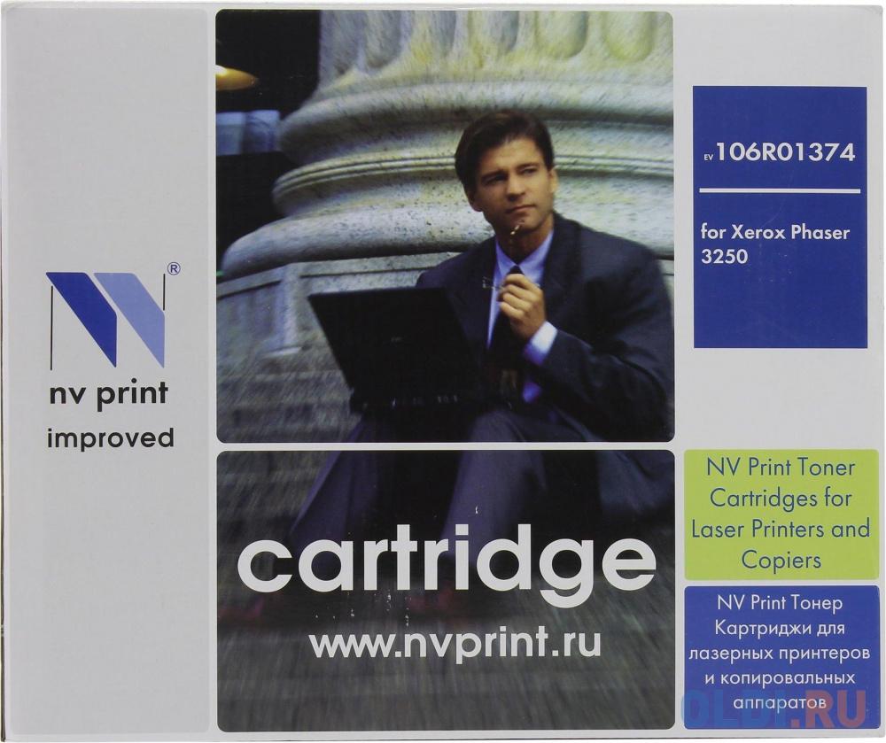 Фото - Картридж NV-Print совместимый Xerox для Phaser 3250. Чёрный. 5000 страниц. (106R01374) картридж xerox 106r01374