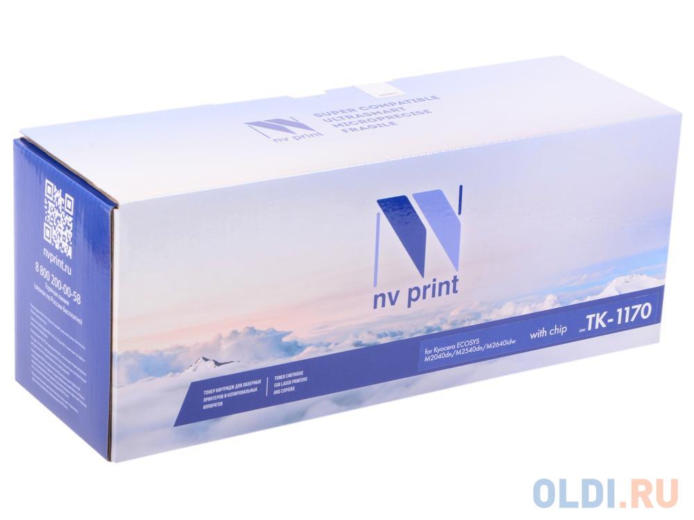 Картридж NV-Print TK-1170 7200стр Черный