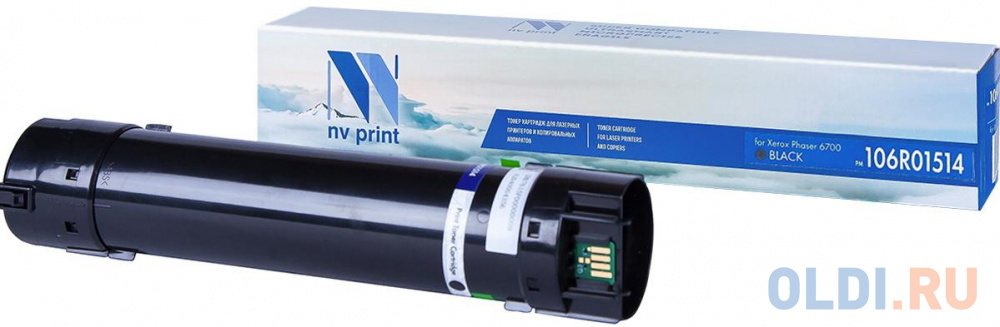 Картридж NVP совместимый NV-106R01514 Black для Xerox Phaser 6700 (7100k)