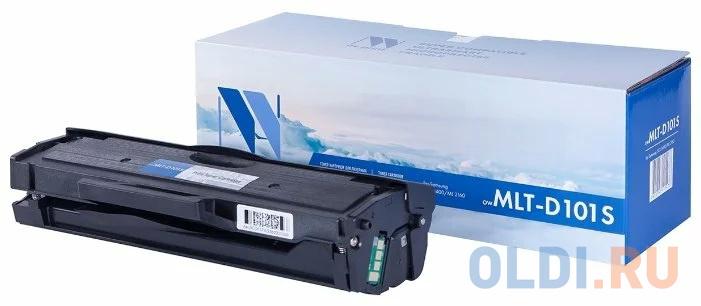 Фото - Картридж NV-Print MLT-D101S MLT-D101S 1500стр Черный картридж nv print mlt d115l