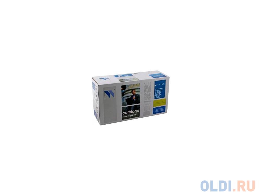 Фото - Картридж NV-Print MLT-D115L MLT-D115L 3000стр Черный картридж nv print mlt d115l