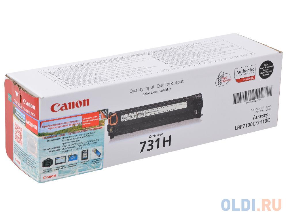Картридж Canon 6273B002 2400стр Черный