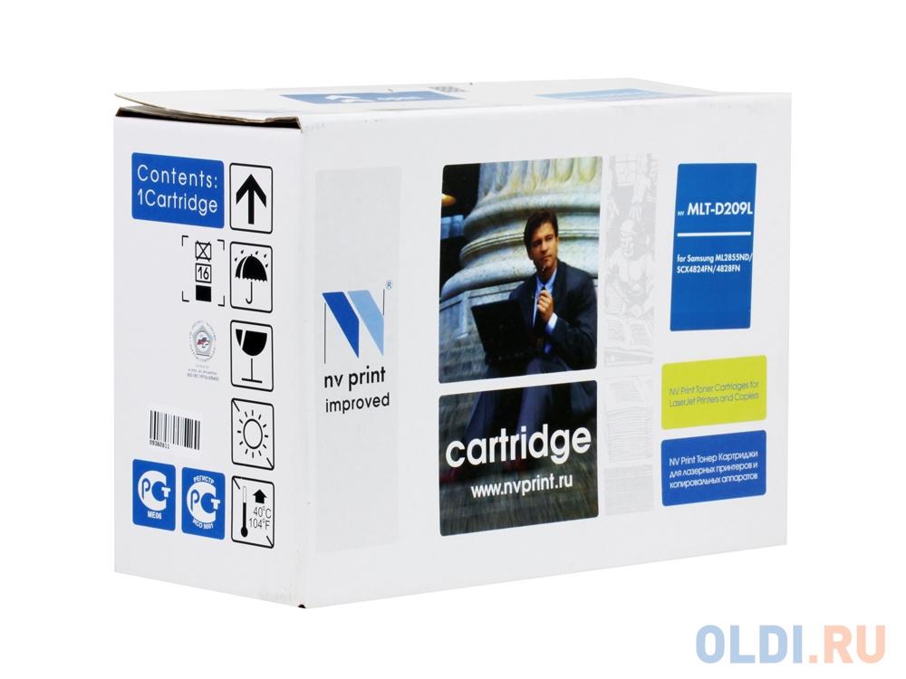 Фото - Картридж NV-Print MLT-D209L MLT-D209L MLT-D209L MLT-D209L 5000стр Черный картридж nv print mlt d115l