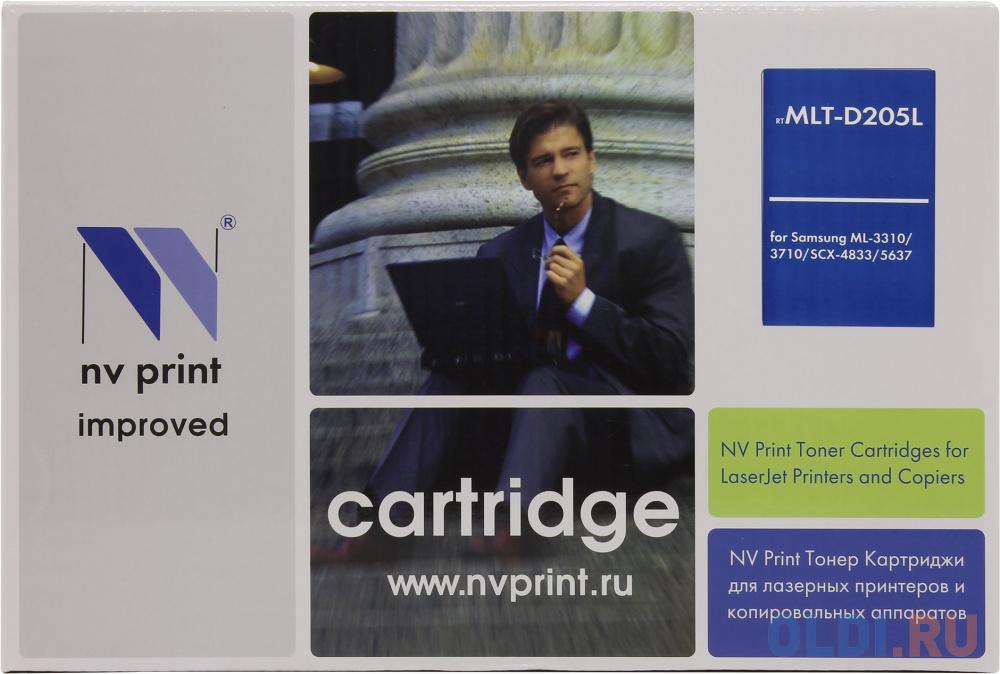 Фото - Картридж NV-Print MLT-D205L MLT-D205L MLT-D205L MLT-D205L MLT-D205L 5000стр Черный картридж nv print mlt d115l