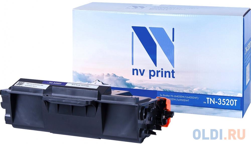 Картридж NV-Print CS-CE278AD 20000стр Черный картридж nv print cs eps167 80000стр черный