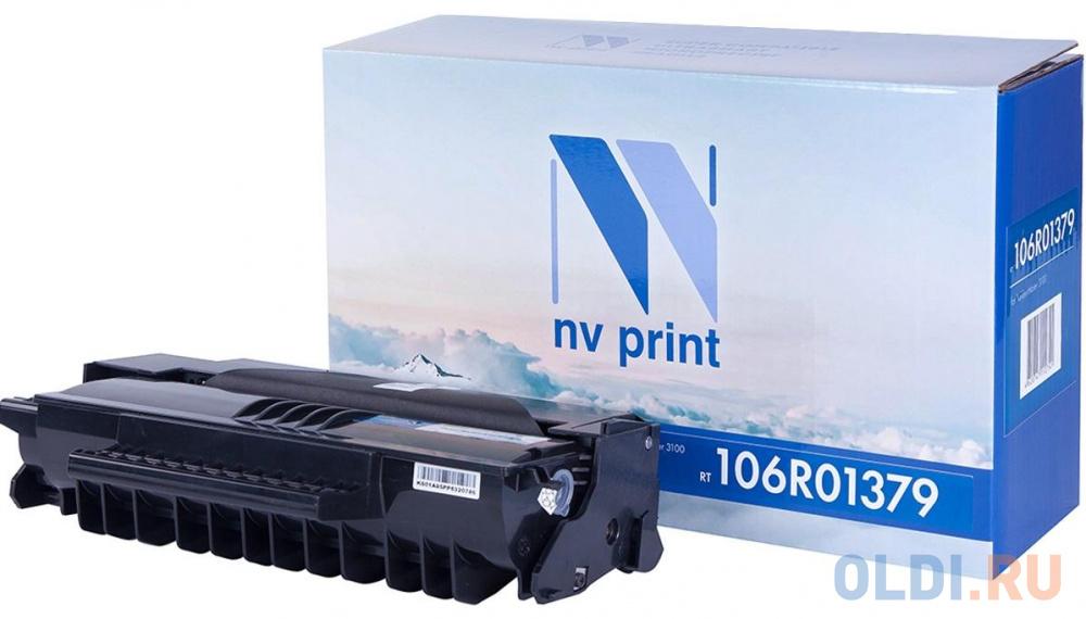 Тонер NV-Print 106R01379 4000стр Черный