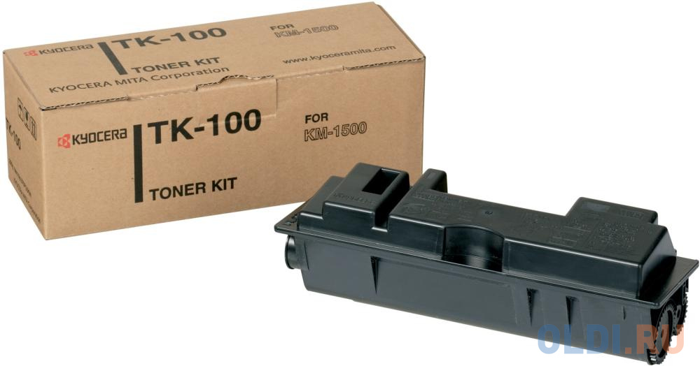 Картридж T2 TK-100 TC-K100 для Kyocera FS-1018MFP 1020D 1020DN 1118MFP KM 1500 7200 стр new original kyocera 302h425090 roller press for fs 1028 1128 km 2820