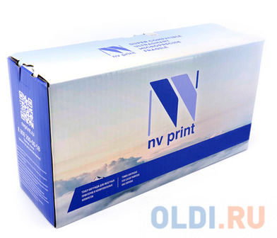 Картридж NV-Print CS-Q5945A 9000стр Черный картридж nv print cs eps167 80000стр черный