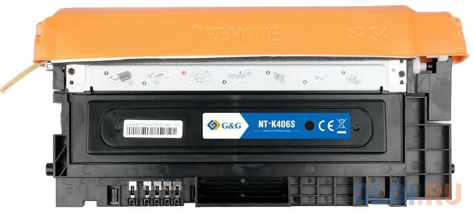 Картридж G&G NT-K406S 1500стр Черный