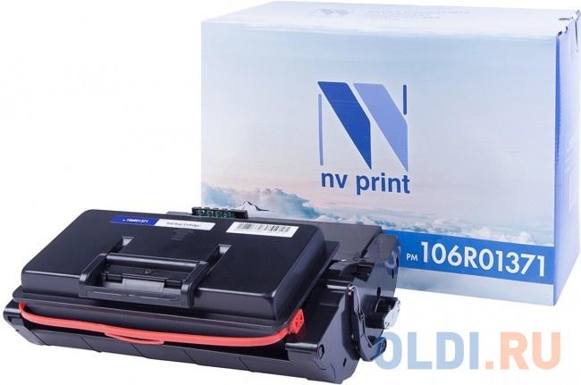 Картридж NV-Print 106R01371 14000стр Черный