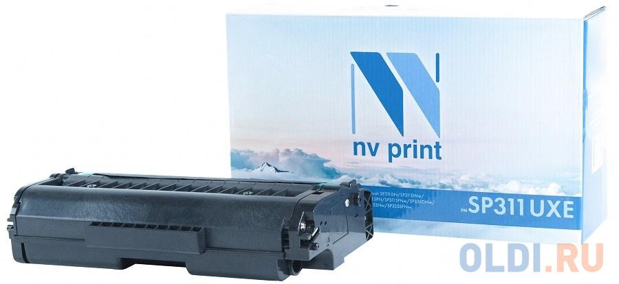 Картридж NVP совместимый NV-SP311UXE для Ricoh SP311DN/SP311DNw/SP311SFN/SP311SFNw/ SP325DNw/SP325SNw/SP325SFNw (6400k)