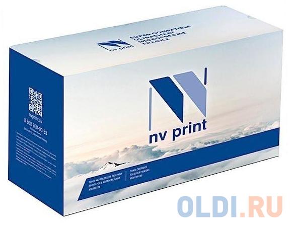 Тонер-картридж NV-Print TK-1170 7200стр Черный
