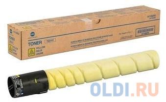 Картридж Konica Minolta Тонер-картридж bizhub C450i/C550i/C650i желтный TN-626Y ресурс 28K
