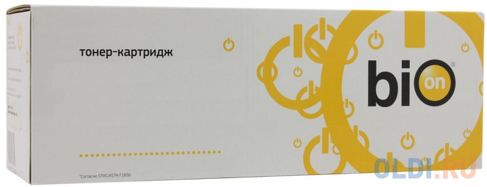 Bion CF361X Тонер Картридж для HP Color LaserJet Enterprise M553n/553X/553dn (9'500 стр.) Голубой
