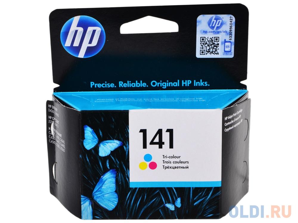 Картридж HP CB337HE CB337HE 170стр Многоцветный