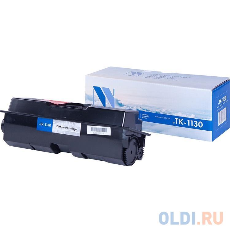 Картридж NV-Print TK-1130 TK-1130 TK-1130 TK-1130 TK-1130 3000стр Черный