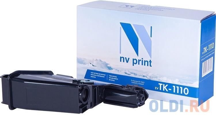 Картридж NV-Print TK-1110 TK-1110 TK-1110 TK-1110 TK-1110 2500стр Черный
