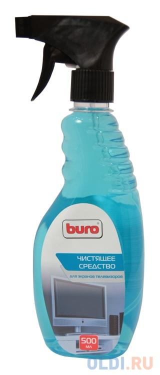Спрей Buro BU-Tv_Lcd500 для экранов телевизоров, (спрей-триггер, 500мл)