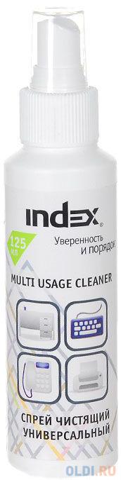 Спрей-очиститель Index ICCS125M 125 мл фото