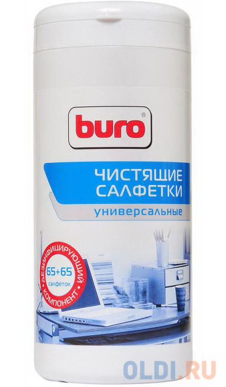 Фото - Влажные салфетки BURO BU-Tmix 65 шт влажные салфетки buro bu tmix 65 шт