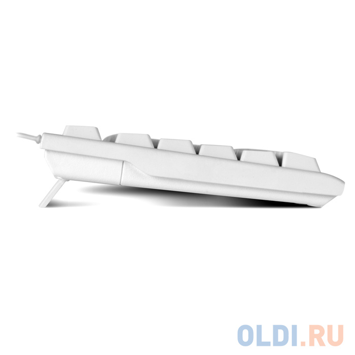 Клавиатура SVEN KB-S300, USB, белый, (104кл.) клавиатура sven kb s300 usb белый 104кл