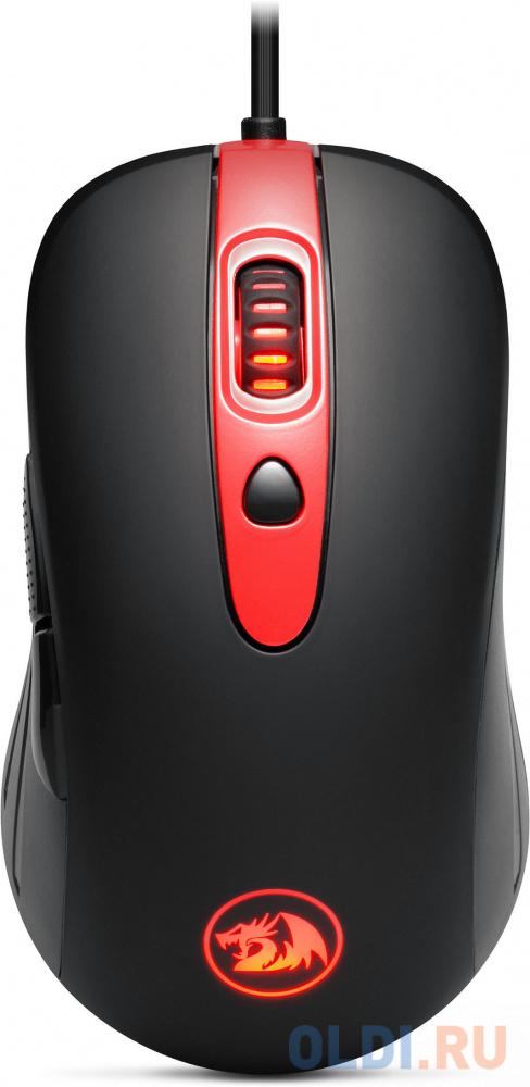 Проводная игровая мышь Redragon Gerderus оптика,7кнопок,7200dpi