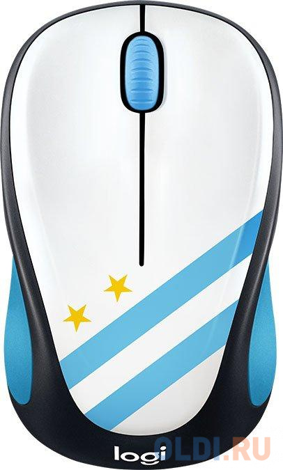 Мышь (910-005397) Logitech Wireless Mouse M238 Fan Collection ARGENTINA мышь 910 005398 logitech wireless mouse m238 fan collection brazil